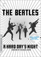 THE BEATLES - A HARD DAY'S NIGHT   Bluray (anglais seulement)