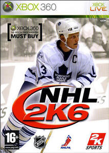 NHL 2K6 (Xbox360) (New & Sealed) Free P&P Worldwide