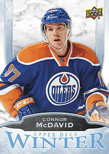 2016 Upper Deck WINTER .... 8-card pack .... possible McDAVID