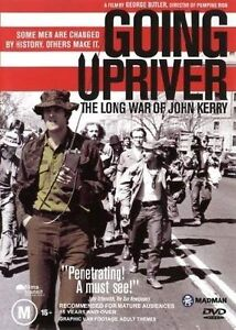 G6 BRAND NEW SEALED Going Upriver - The Long War Of John Kerry (DVD, 2005)