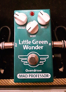 FS/FT MAD PROFESSOR LITTLE GREEN WONDER