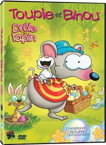 DVD de Toupie et Binou