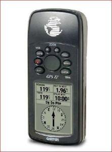 Garmin 72 12-Channel WAAS-enabled Hand-held GPS
