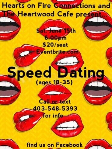 Speed-Dating los angeles 21 +