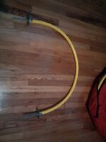 Set of 5 Soccer Passing Arcs (Used) with bag