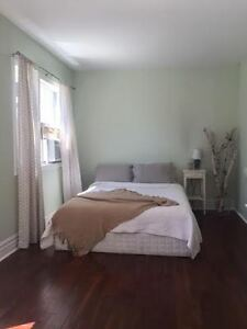 Furnished 1 Bedroom in Roncesvalles utilities + wifi included!