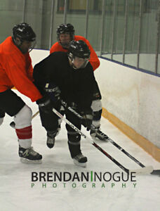 Adult Recreational Hockey in South Calgary over Spring & Summer