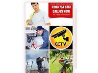Handymen,CCTV Engineer,Plumber,Man &Van, Pest control, TV Aerial fitter, Painter Etc