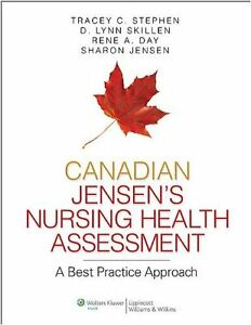 Canadian Jensen's Nursing Health Assessment: A Best Practice App
