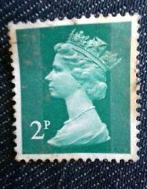 2pm stamp