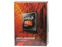 Brand new AMD FX-8320E 4GHz 8-Core Black Edition AM3+ Processor