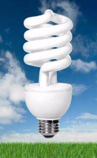 Entirely Free Energy saving CFL globes Adelaide CBD Adelaide City Preview