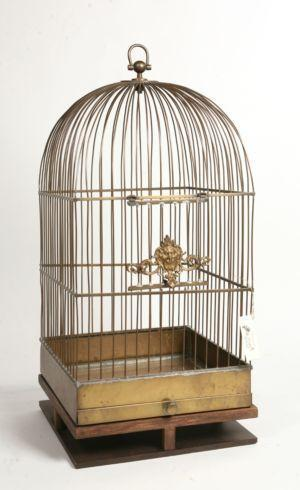 large vintage bird cage ebay. Black Bedroom Furniture Sets. Home Design Ideas