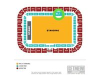 3 x The Killers Tickets Swansea Great Seats Bristol £250 ono