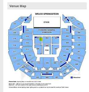 Premium Bruce Springsteen tickets Perth Perth City Area Preview