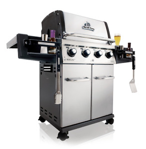 Broil King Gas BBQ and Cover