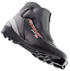 Two sets of Cross country ski boots, sizes 8.5 and 9.5