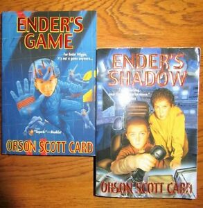 ~~ ENDER'S GAME ~~ & ~~ ENDER'S SHADOW ~~ by Orson Scott Card