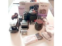 Canon Eos 40D in Original Box plus Accessories