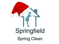 Springfield Spring Clean - Domestic & Commercial cleaners