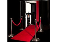 Classic Photo booth hire £245 - 3 hours - Call 07599132002 for more info