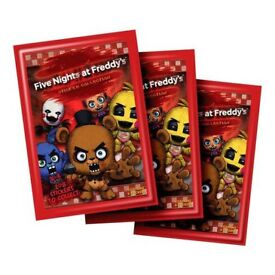 Five Nights at Freddy's Sticker Swaps