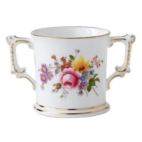 Royal Crown Derby Loving Cup Ebay
