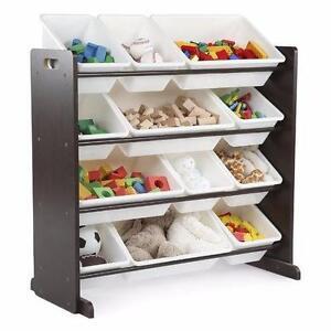 New, Tot Tutors Toy Organizer - W0562 (open box)