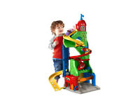 Fisher Price Little People Sit N Stand Skyway Playset