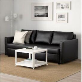 Ikea Three Seater Sofa Bed