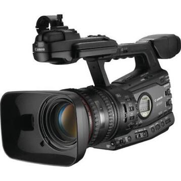 Canon XF305 Professionele Camcorder zwart OUTLET MODEL