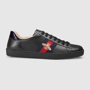 Gucci Ace Embroidered Shoes (10.5US)