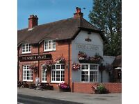 Bar/Restaurant supervisor and chef required Curbridge in Hampshire