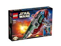 lego slave 1 75060 ucs brand new