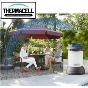 NEW MOSQUITO REPELLENT LANTERN MR9WCA 246134686 THERMACELL PATIO SHIELD