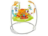 Fisher Price Rainforest Baby Jumperoo *like new*