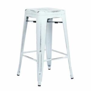 "Edgewater 26"" Bar Stool by Trent Austin Design NEW"