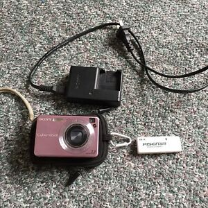 Sony Cyber-shot DSC-W120 Digital Camera