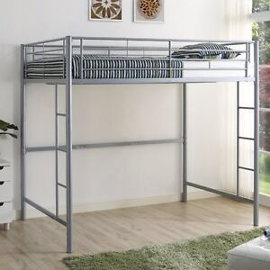 Double Loft Bed (frame only) for quick sale