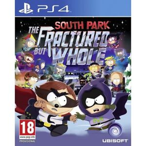 South Park: The Fractured But Whole (PS4) w/ Stick of Truth PS4
