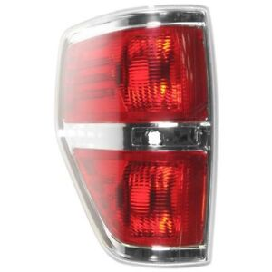 Looking for a 2009 Ford F-150 Driver side rear taillight