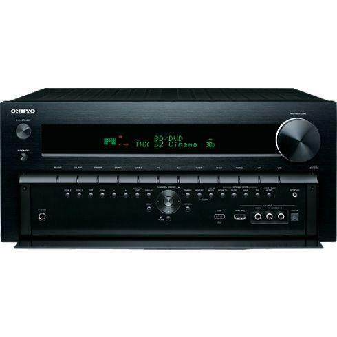 Onkyo tx nr home theater receivers ebay for Onkyo or yamaha receiver