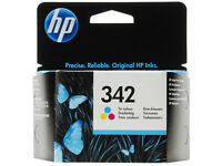 2 x HP 342 ink cartridges new sealed (Bath)