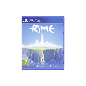 RIME PS4  comme NEUF