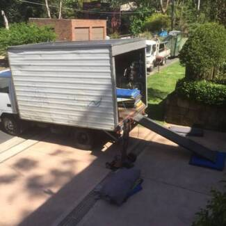 From $60/hr Sydney Removalist Mover Relocation & Rubbish Disposal Bondi Junction Eastern Suburbs Preview