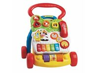 Vtech First Steps Baby Walker - Suitable for 6 - 24 Months