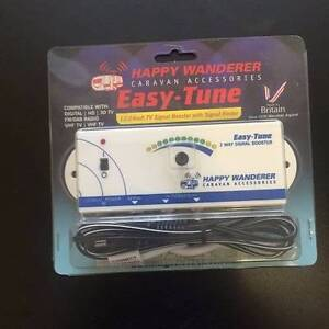 Easy tune caravan TV signal finder -HAPPY WANDERER Para Hills West Salisbury Area Preview
