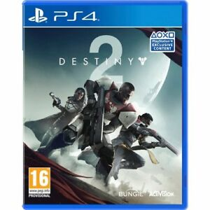 Destiny 2 PS4 Video Game by Bungie/Activision