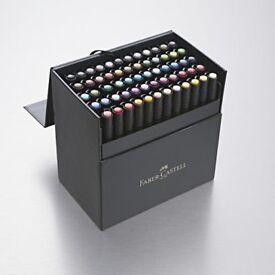 Faber-Castro Pitt Artist Pen Gift Box Set Of 60