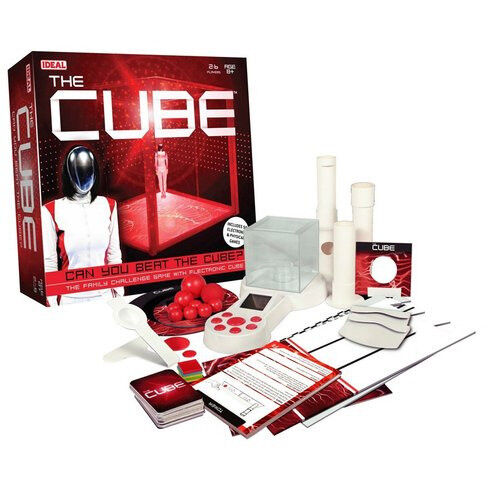 the cube board game in great condition